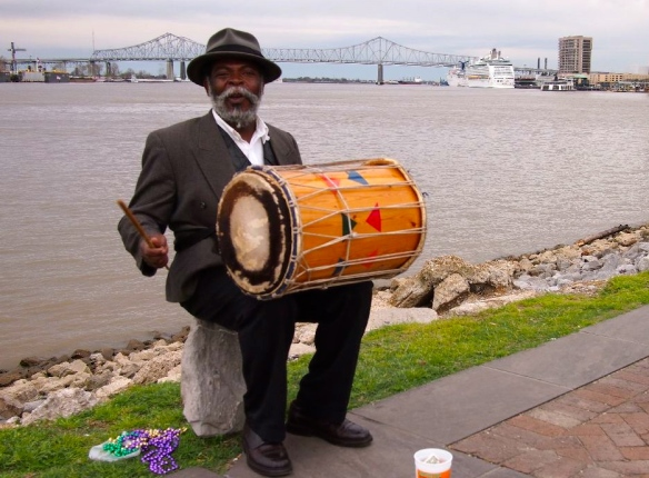 New Orleans, Jazz, Drummer, Soul