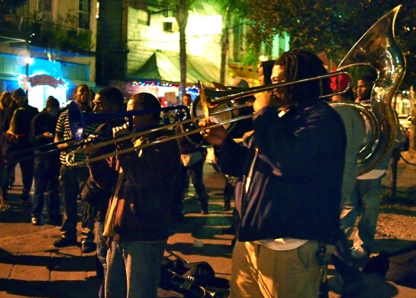 New Orleans, Frenchman Street, Jazz