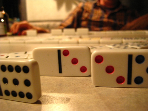 Mexican Train, RV games