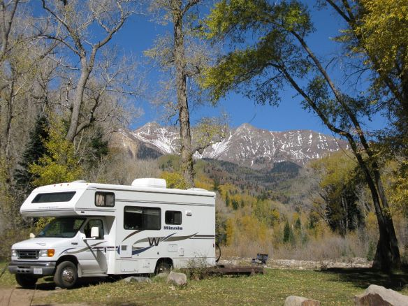 boondocking, free campsites, Colorado